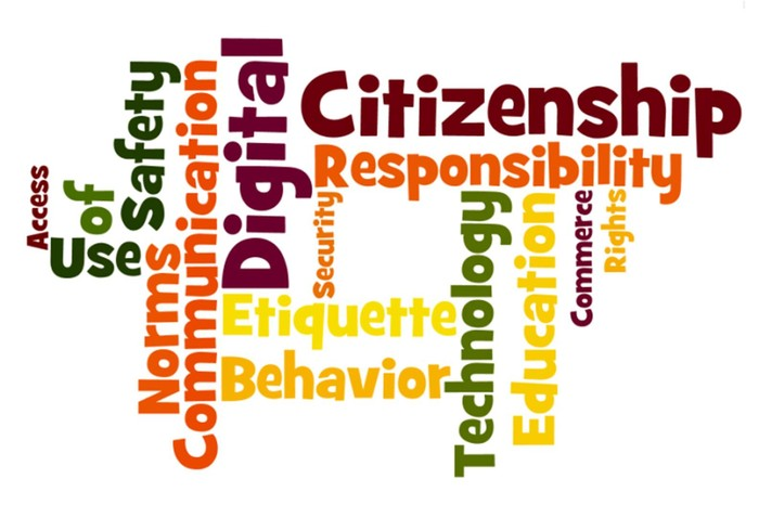 Digital Citizenship And Social >> Be A Digital Citizen Smore Newsletters