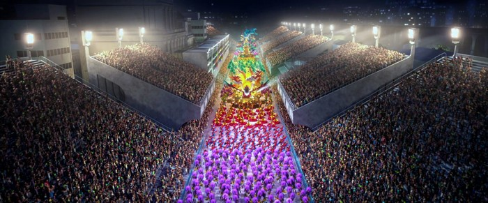 Many people go to the Rio de Janeiro carnaval every year. this year you are invited !!!