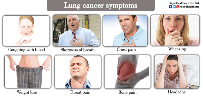 What are the symptoms of this cancer and how does it affect the people?