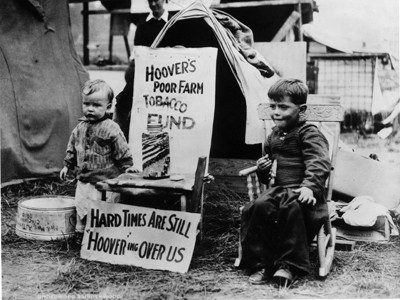 The Great Depression & The New Deal | Smore