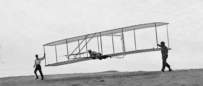 The Wright Brothers' Motivation