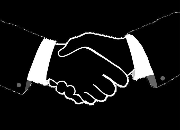 The Symbolism of Handshakes: