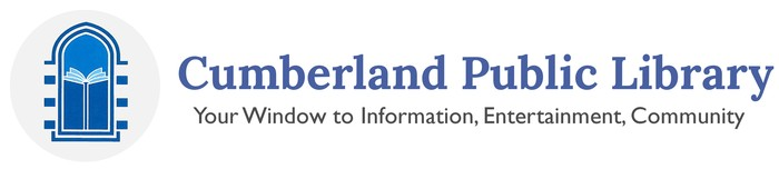 Visit the Cumberland Public Library for upcoming events, storytimes, resources, and more!