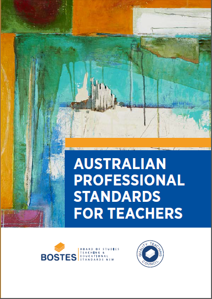 professional standards for teaching National professional standards for teachers ict elaborations for graduate teacher standards ict innovation fund – teaching teachers for the future.