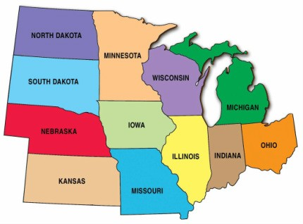 Midwest Geography Smore Newsletters
