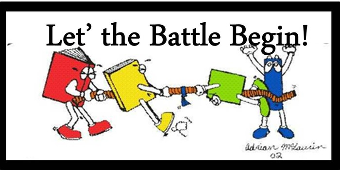 Lms district meeting follow up battle of the books fandeluxe Image collections