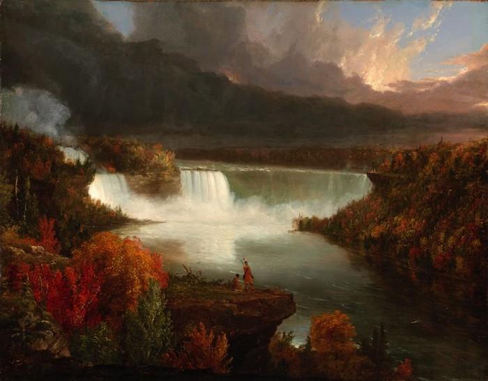 Cole, Niagara Falls 1830