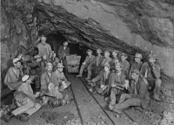 Lives of the Gold Miners