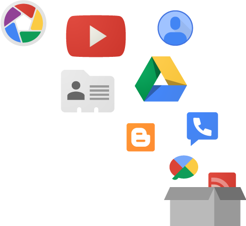 Google Takeout | Smore Newsletters