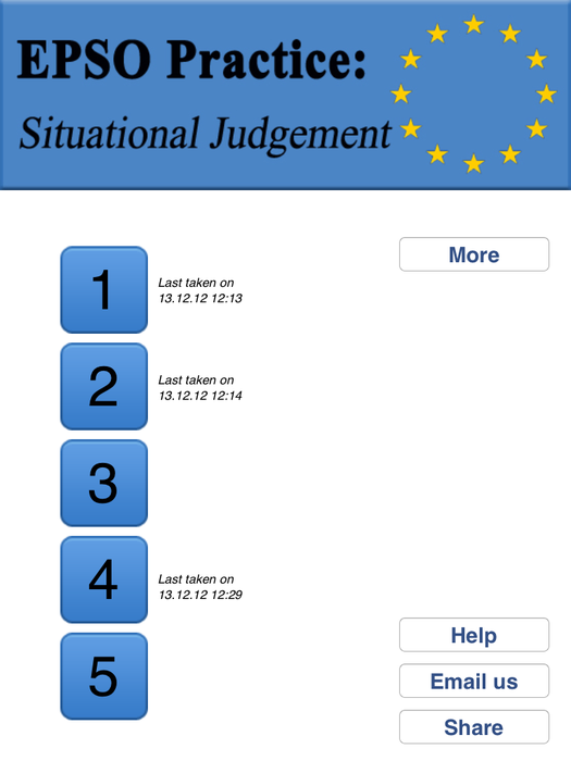 free situational judgement test practice questions pdf
