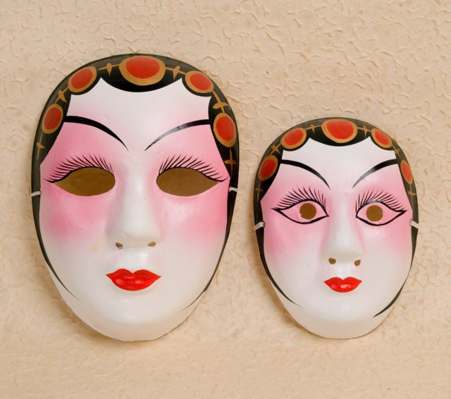 Chinese Masks | Smore Newsletters for Education