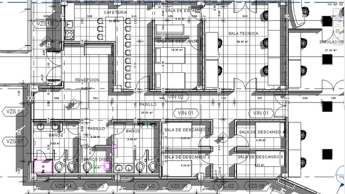 Modelos bim autodesk revit smore newsletters for business for Normas para planos arquitectonicos