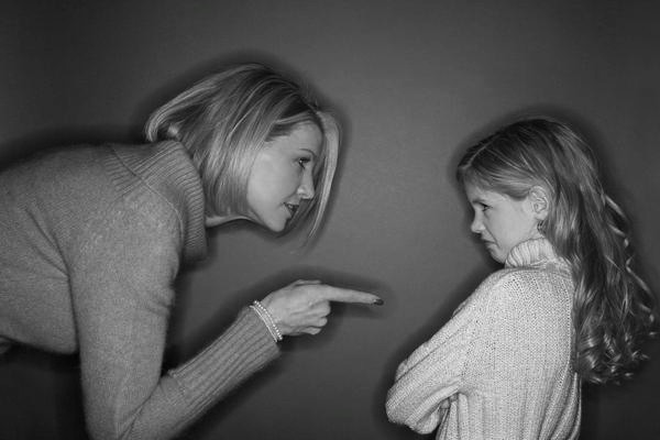 If you think being a strict parent is best for your child, then think again