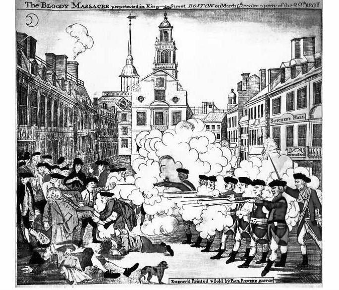 Boston Massacre Image 1