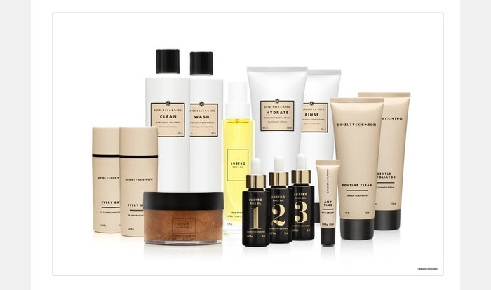 Introducing Beautycounter...