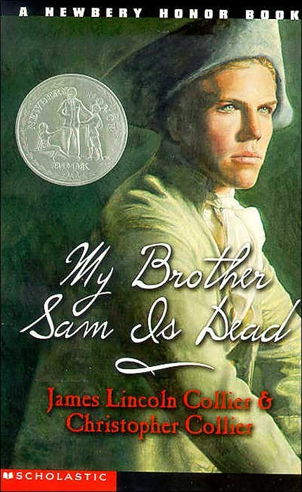 a plot review of james lincoln and christopher colliers story my brother sam is dead