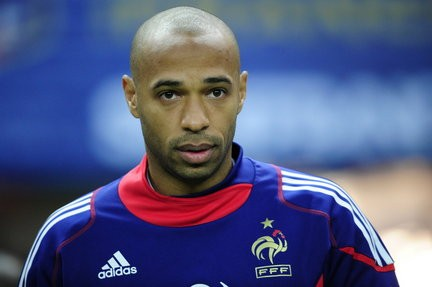 About Thierry Henry
