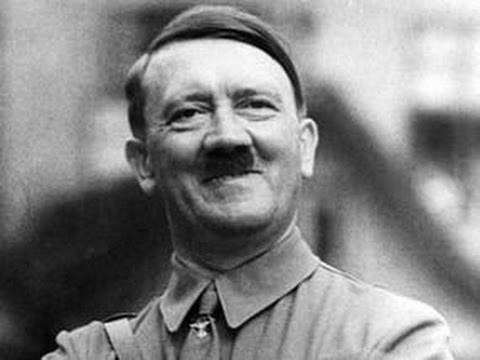 All about the antisemitic ... Adolf Hitler