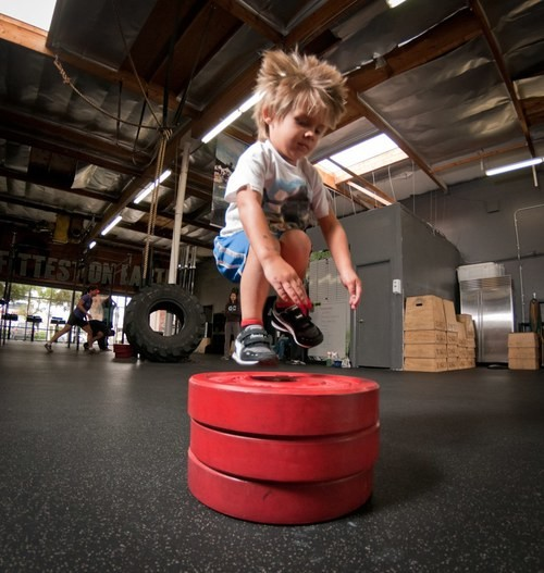 CrossFit Kids | Smore Newsletters