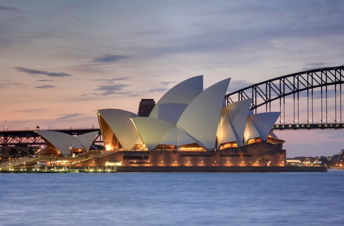 Why was the Sydney Opera House Built?