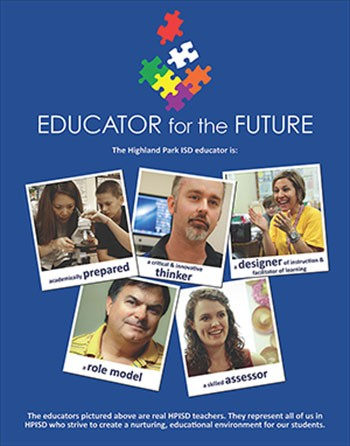 PD Day Aligned to Educator for the Future Profile