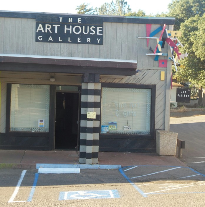 The art house gallery clearlake ca