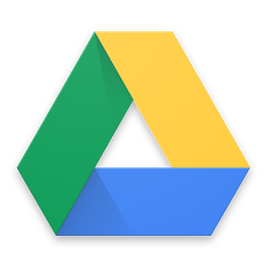 how to insert whole folders into google drive