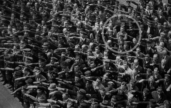 Why Was It Bad to Oppose The Nazis?