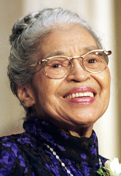 Rosa Parks in Essence