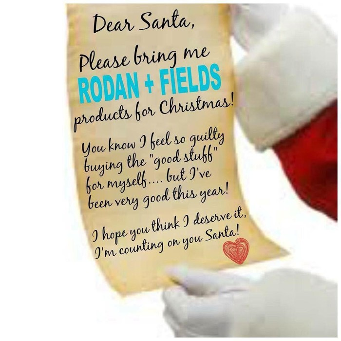 Rodan and fields christmas giveaway