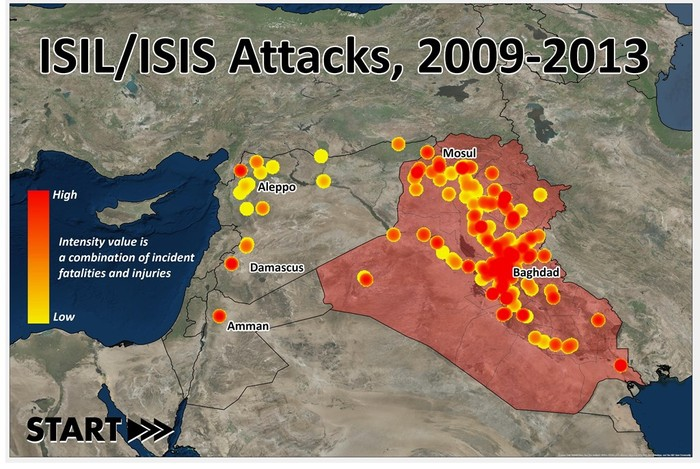 How Many People Has ISIS Killed?