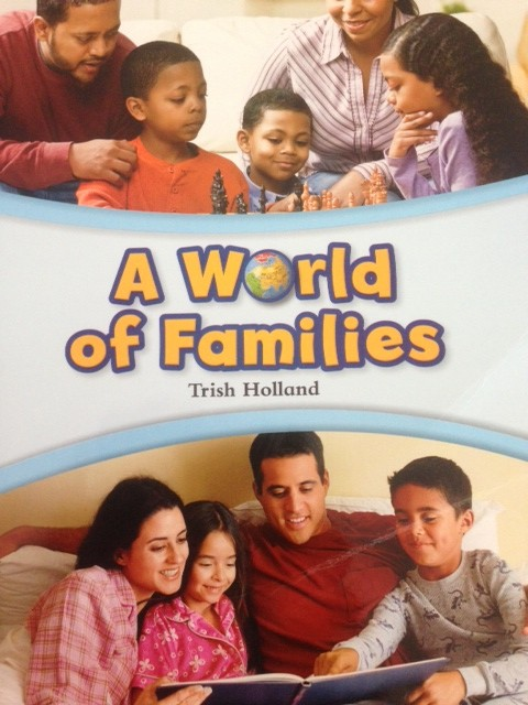 Image result for a world of family book