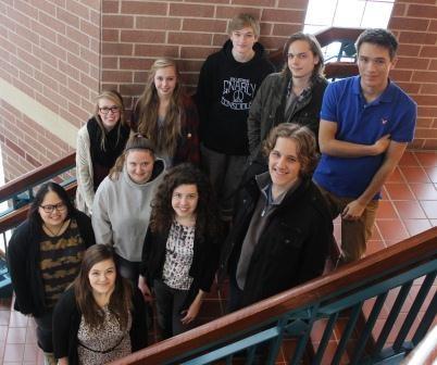 Congratulations to RHS Regional Scholastic Art Award Recipients