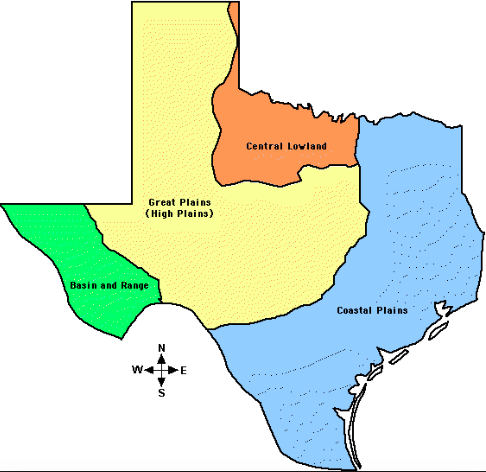 Map Of Texas For 4th Grade.Green Energy For Texas Smore Newsletters