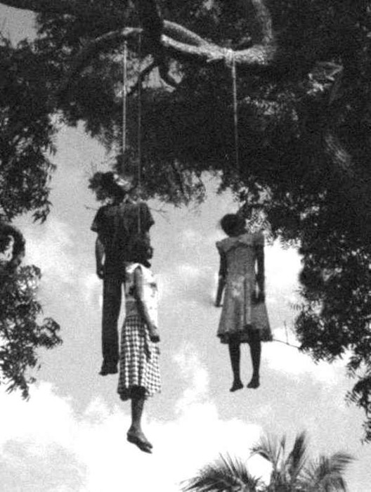 "Lynching as ""De Facto"" Racism"