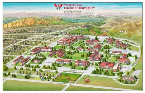 Western State Colorado University Smore Newsletters