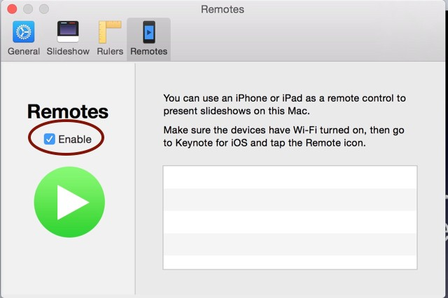 Keynote Remote | Smore Newsletters for Education