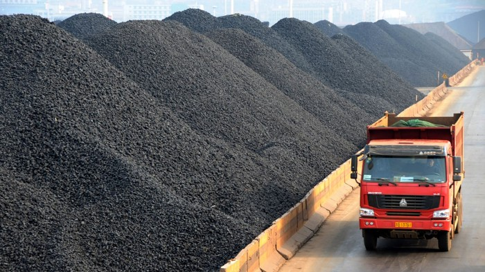 Where is coal and solar found