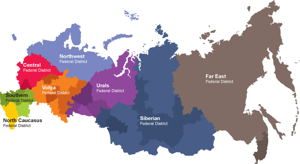 Russia's Regions