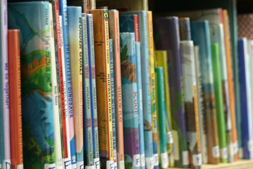 Choose books that are at an appropriate reading level for your child.