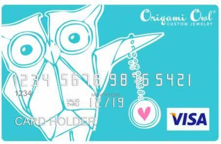 Origami Owl Payquicker Card