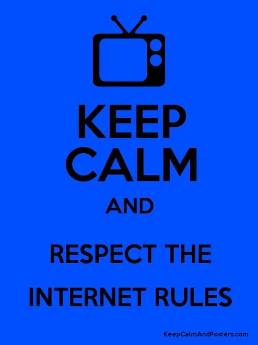 Image result for digital citizenship rules