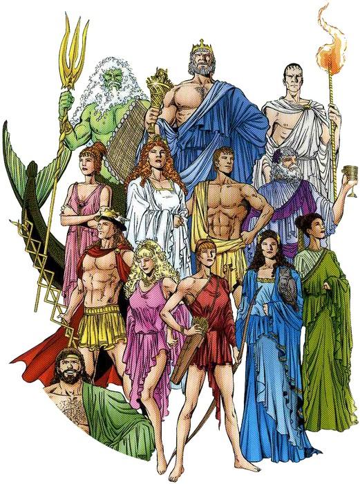 Image result for ancient greeks myths