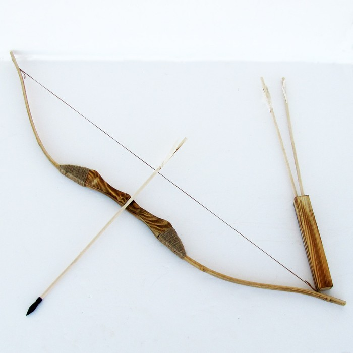 Tlingit indian tribe smore newsletters - How to make a homemade bow and arrow out of wood ...