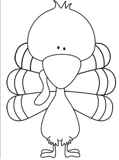 Turkey disguise project template