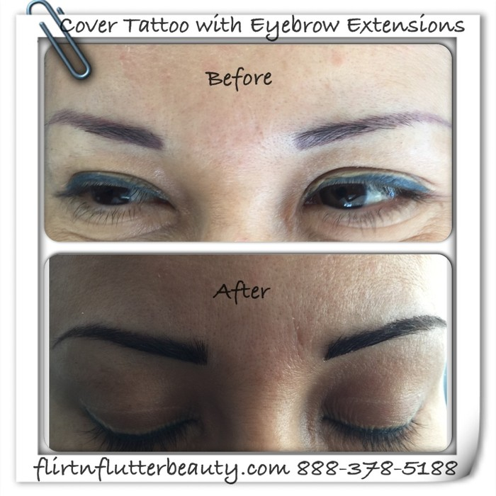 3d Brow Sculpting Brow Extensions Smore Newsletters For Business