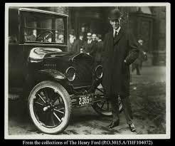 Henry full name was Henry Ford.