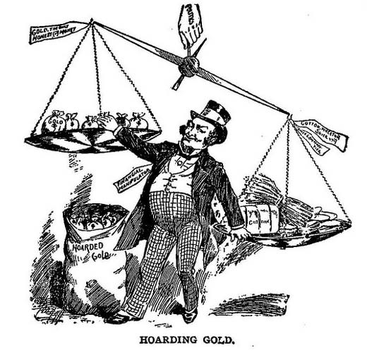 Reconstruction Political Cartoon