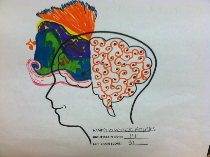~The Brain Hemisphere~