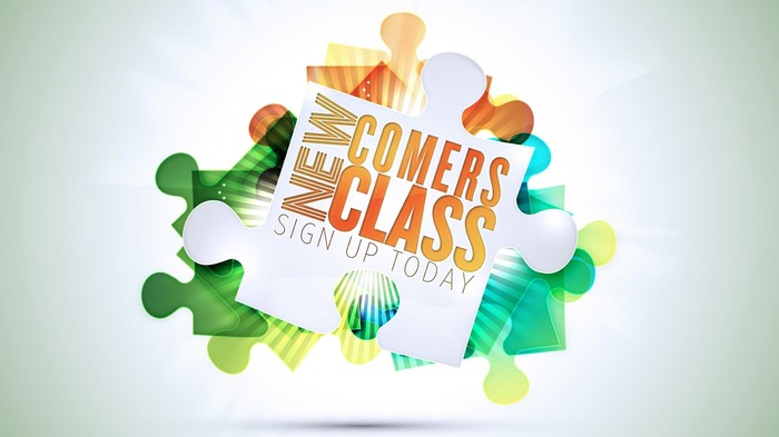 Newcomers Class